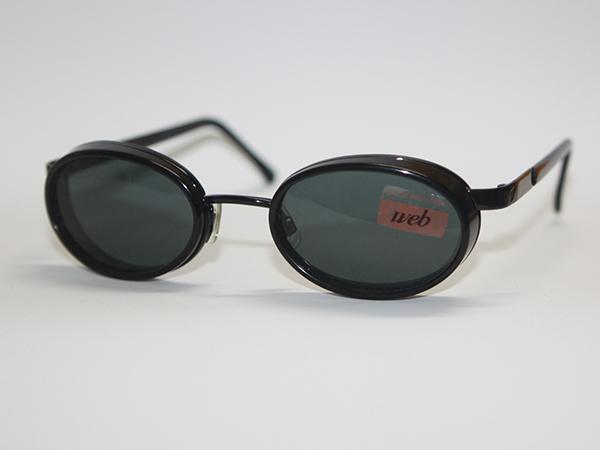 nuovo concetto 3ce73 d546d Occhiali da Sole WEB Eyewear 3001 Rotondo Vintage
