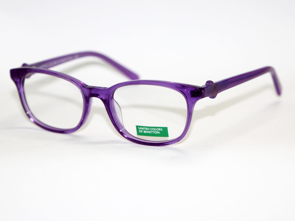 a basso prezzo 68e4b 76d29 Occhiali da vista Montatura Bambino Benetton BB320V04