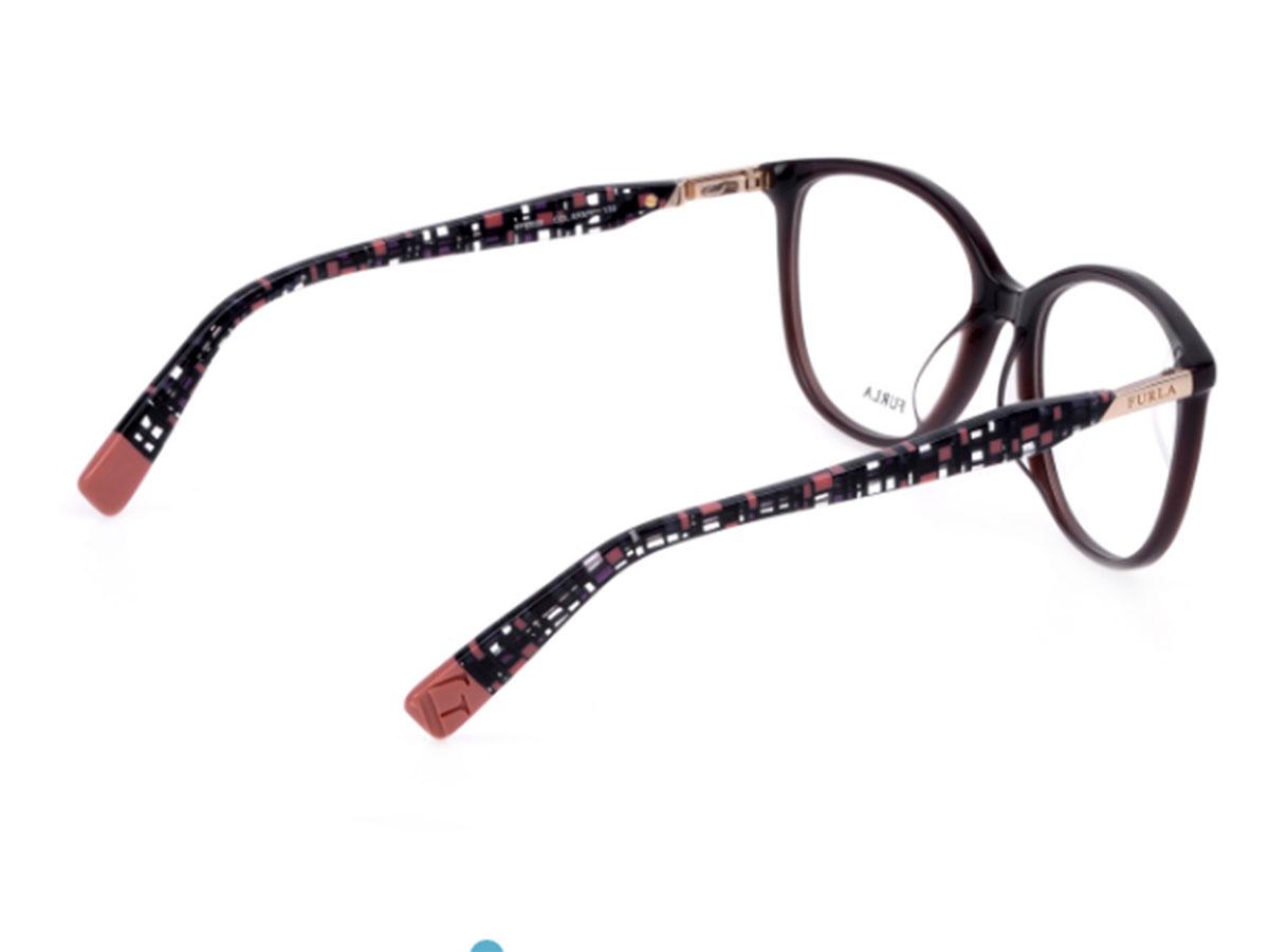più recente shopping qualità del marchio Occhiali da vista Montatura Furla VFU029 6XMY
