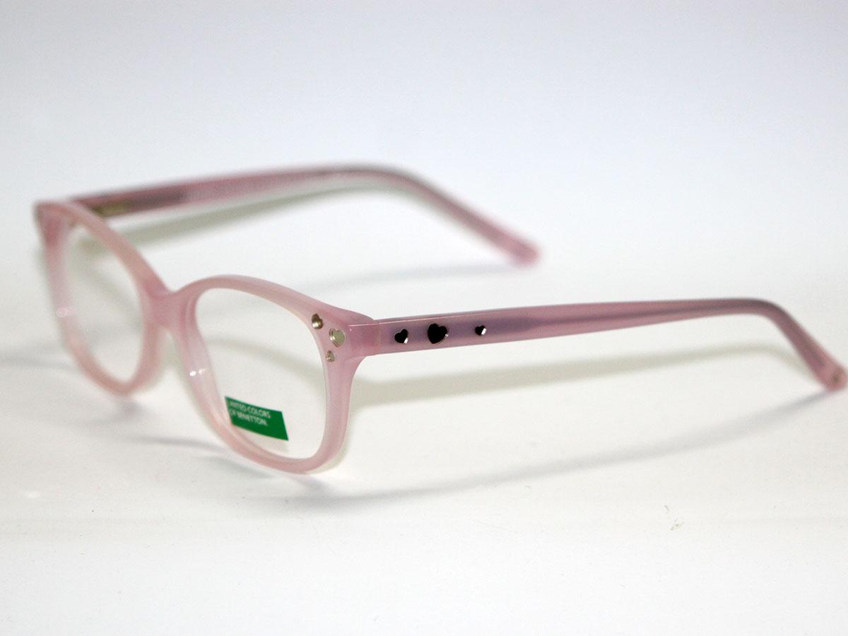 miglior sito web 58346 d057f Occhiali da vista Montatura Bambino Benetton BB303V01