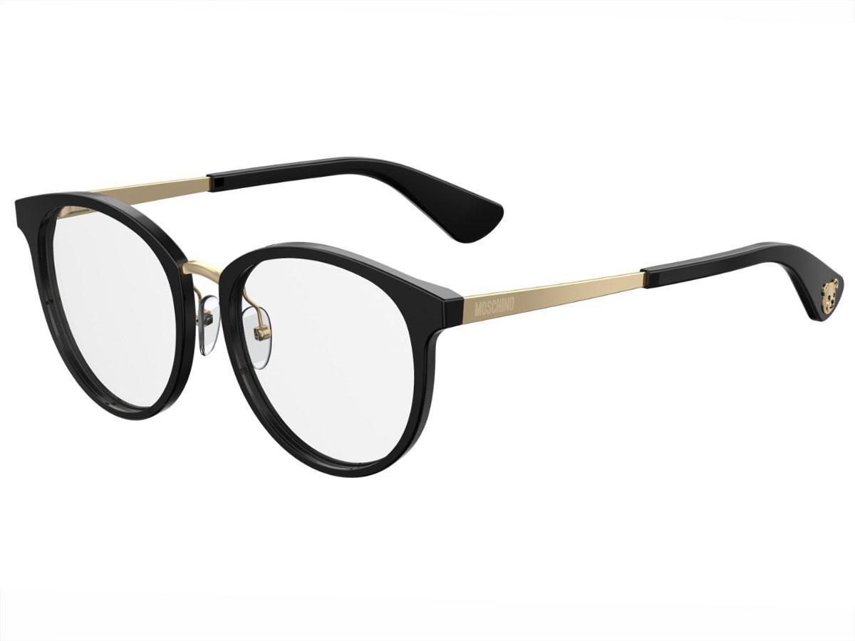 stile di moda del 2019 Saldi 2019 ineguagliabile Occhiali da vista Montatura Moschino MOS507 807