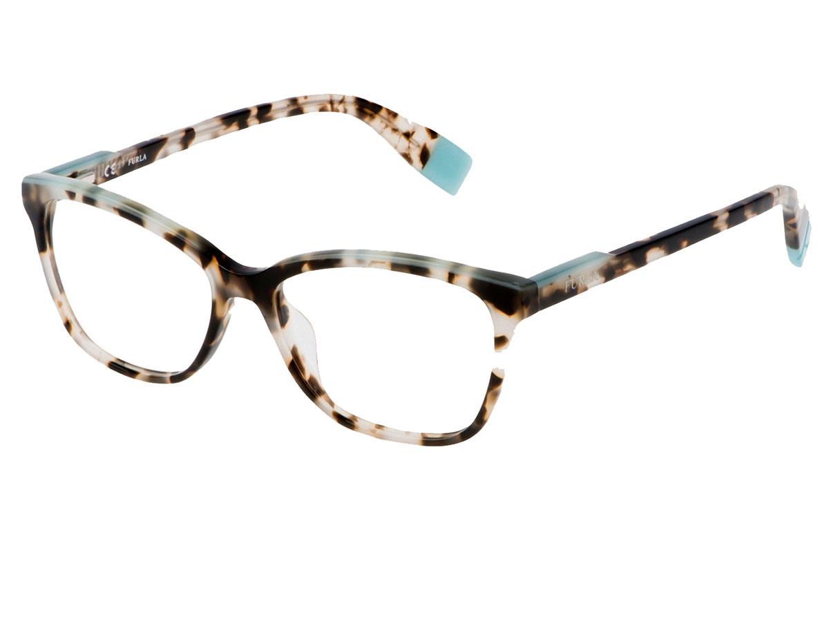 ultima selezione qualità eccellente prezzo minimo Occhiali da vista Furla Amber VU4970 09BB