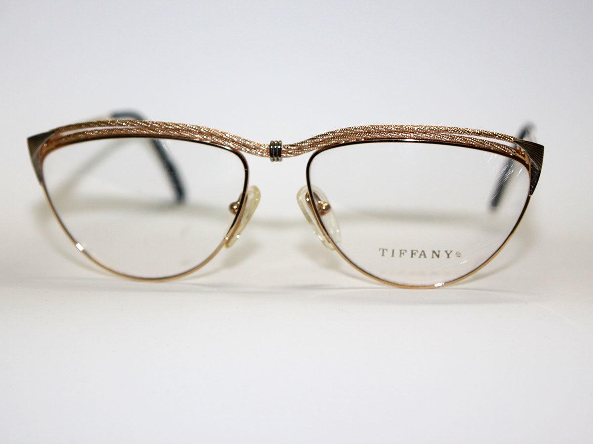 l'ultimo 2436d e30a2 Occhiali da vista Montatura Tiffany T48 23K Gold Plate