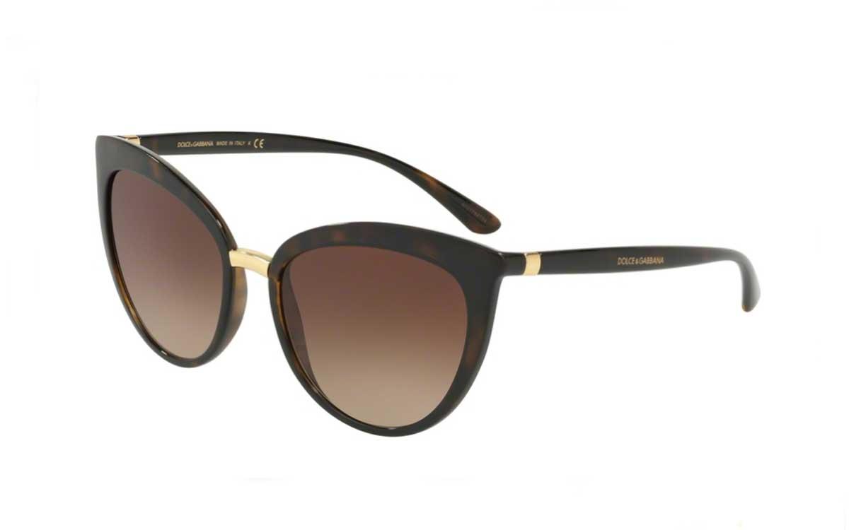 catturare prezzo di strada la più grande selezione di Occhiali da sole Dolce e Gabbana DG6113 502-13